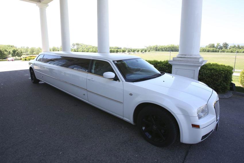Chrysler Stretchlimousine mieten